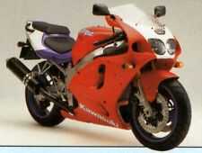 KAWASAKI TOUCH UP PAINT ZX7R 1996 FIRECRACKER RED JET SKI VIOLET ALPINE WHITE