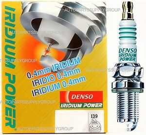 1 X DENSO IRIDIUM POWER IK20 Spark Plug > Performance/Racing/Tuned/Turbo JAP-USA