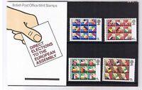 GB Presentation Pack 108 1979 European Election 10% OFF 5