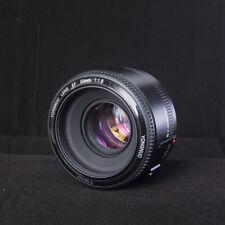 EF 50mm f/1.8 AF Lens 1:1.8 Standard Prime Lens for Canon EOS SLR Camera