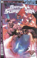 FUTURE STATE BATMAN SUPERMAN #2 COVER A DAVID MARQUEZ VF/NM 2021 DC COMICS HOHC