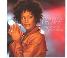 Whitney Houston - My Love Is Your Love - CDS - 1999 - Pop RnB 2TR Cardsleeve