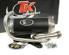 Exhaust Sport Turbo Kit GMax 4T for Aprilia Piaggio Zip 50 4T Derbi 4T