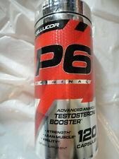 CELLUCOR P6 ORIGINAL TESTOSTERONE BOOSTER 120 CAPS EXP.01/2021