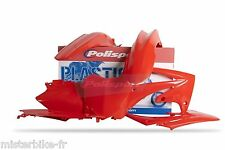 Kit plastiques Coques Polisport HONDA CRF 250 450  R  250 450 CRF 11-12    ROUGE