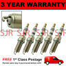 5X DOUBLE IRIDIUM SPARK PLUGS FOR FORD S-MAX 2.5 ST 2006-2010