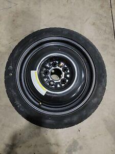 2002-2020 Nissan Altima Spare Tire Compact Donut Aluminum OEM T135/70D16