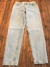 VINTAGE LEVIS 550 Classic Relaxed Fit Tapered Leg HIGH WAIST MOM Jeans 12 MIS L