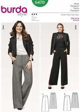 Burda Style Schnittmuster - Hose, Marlenehose - Nr.6470