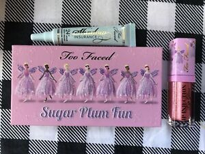 Too Faced Sugar Plum Fun Limited Edition Holiday Palette Set