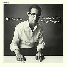 Bill Evans Sunday at The Village Vanguard 180g Limited Colored Vinyl LP