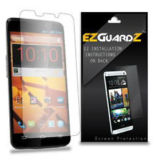 3X EZguardz LCD Screen Protector Skin HD 3X For ZTE Max N9520 (Ultra Clear)
