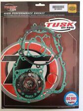 Tusk Complete Gasket Kit Top and Bottom-Fits: Kawasaki KX100 1998–2018-Motorcoss