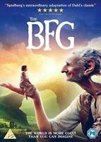The Bfg Roald Dahl Stephen Spielberg Marca Rylance Eone GB DVD Nuevo y Sellado