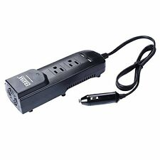 DC12V Car Vehicle Cigarette Lighter Portable Power Strip Outlet Plug In Adapter