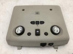 03-07 Hummer H2 Overhead Roof Console (Sunroof Style) OEM