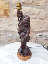 Spiritual Figure Antique Chinese Carvings