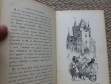 ROBIDA La BETE AU BOIS DORMANT 1931 livre de prix NYS ENFANTINA