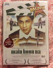 Main Hoon Na Bollywood Movie Shah Rukh Khan & Sushmita Sen 2 DVD Collectors Pack