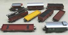 Märklin® HO 9x Güterwaggon