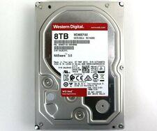 "Western Digital Red NAS 8TB Internal 3.5"" WD80EFZX Internal Hard Drive"