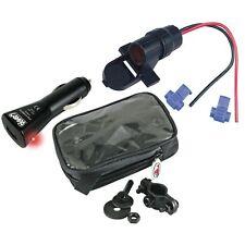 Port GPS Navigator Téléphone Ipod 12V Prise Allume-Cigare avec USB Tom Tom Nokia