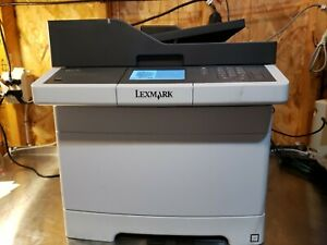 Lexmark CX410e All-In-One Laser Printer