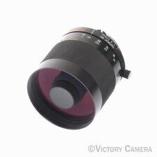 Tamron SP 500mm f8 Tele-Macro Mirror Reflex Lens Nikon Adaptall II (91212-8)