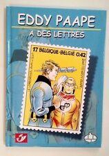 EDDY PAAPE ** A DES LETTRES + 1 TIMBRES TL 2000EX  **  EO NEUF CBBD