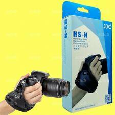 JJC Leather Hand Wrist Grip Strap for Canon DSLR Camera EOS 1D 5D 5DS 6D 7D 800D