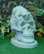 Skeleton Skull Bat Monster Latex Fiberglass Production Mold Concrete Plaster