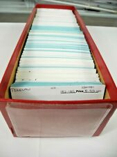 WW, BRITISH  COLONIES, Excellent assortment of Stamps in 575+ stock cards(red bo