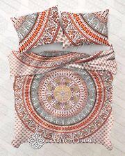 Bohemian Mandala Duvet Doona Cover King Size Hippie Indian Boho Comforter Cover