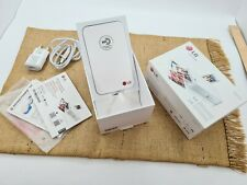 LG PD233 Pocket Photo Printer With Box Charger Manual without Paper