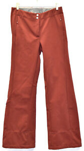 NWT THE NORTH Face Pinot Red Lightweit Pocket Detail Pants Ski Size M $169
