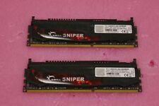 G.SKILL Sniper F3-14900CL9D-8GBSR Intel XMP AMD KIT OF 2!!