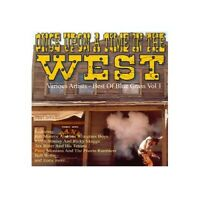 Various Artists - Once Upon a Time in the West - Various Artists CD XFVG The
