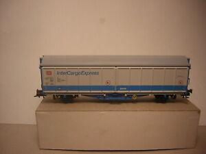 1/87 Ho fleischmann 8370k Wagon Intercargoexpress