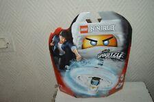 BOITE LEGO NINJAGO ZANE  MASTERS OF SPINJITSU  NEUF 70636