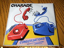 "CHARADE - CONVERSATIONS  7"" VINYL PS"