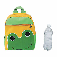Small Frog Backpack - Apparel Accessories - 1 Piece