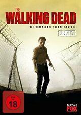 The Walking Dead - Die komplette vierte Staffel - Uncut [5 DVD/FSK 18 /NEU/OVP]