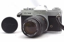 @ Ship in 24 Hrs! @ Discount! @ Canon Pellix 35mm SLR Film Camera FL 135mm f3.5