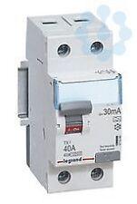 Legrand Fi-schutzschalter 40a 0.03a 230v 411560