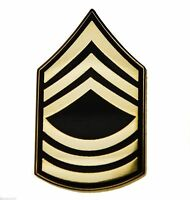 Army Master Sergeant E-8 Hat or Lapel Pin H14430D1
