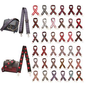 DIY Vintage Adjustable Bag Strap Belt Accessories Replacement For Men Women Bags