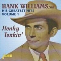 HIS GREATEST HITS VOL. 1 - WILLIAMS HANK SNR. [CD]