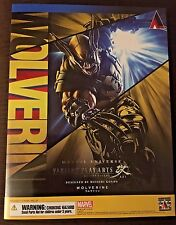 Wolverine Play Arts Kai Variant Marvel Universe Square Enix Action Figure NEW