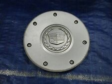 "2003-2004 Cadillac CTS 16"" WHEEL Silver Painted Center Hub Cap Hubcap VG"