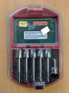 Kamasa 6pc Wobble Socket Set